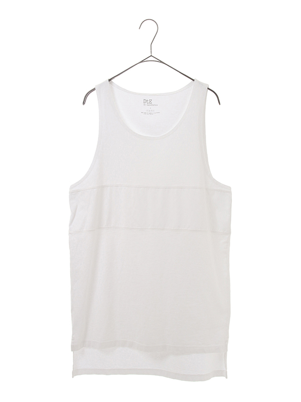 High / Low Easy Tank Top