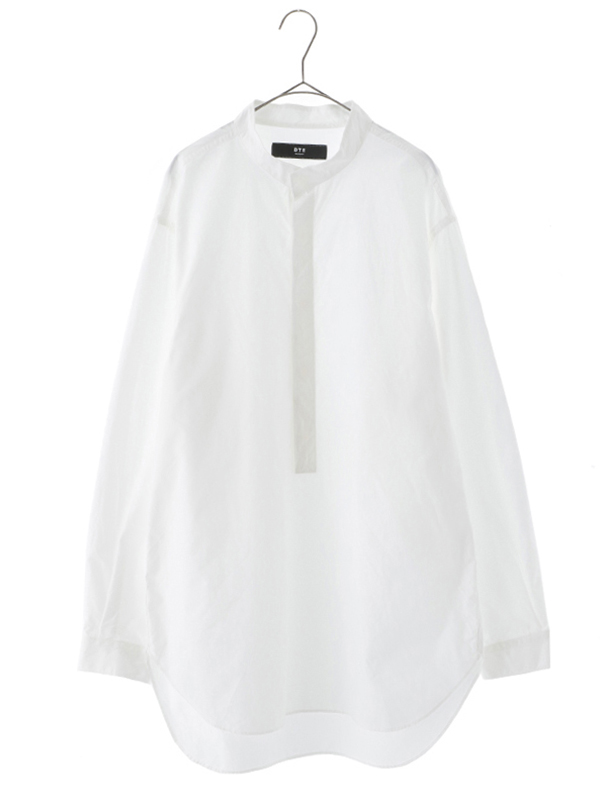 Stand Collar Long Shirts
